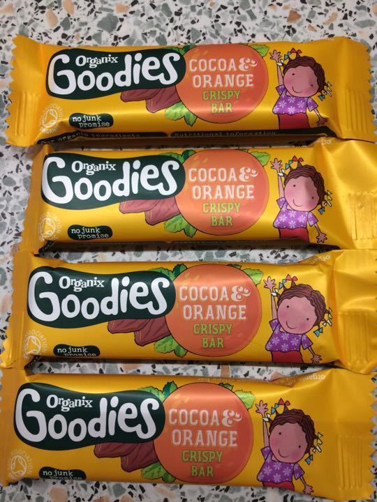 Goodies bars