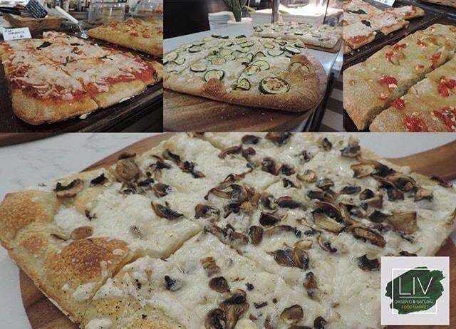 LIV Delicious Rice, Pizza