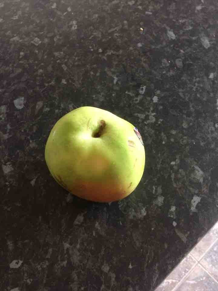 1 cooking apple