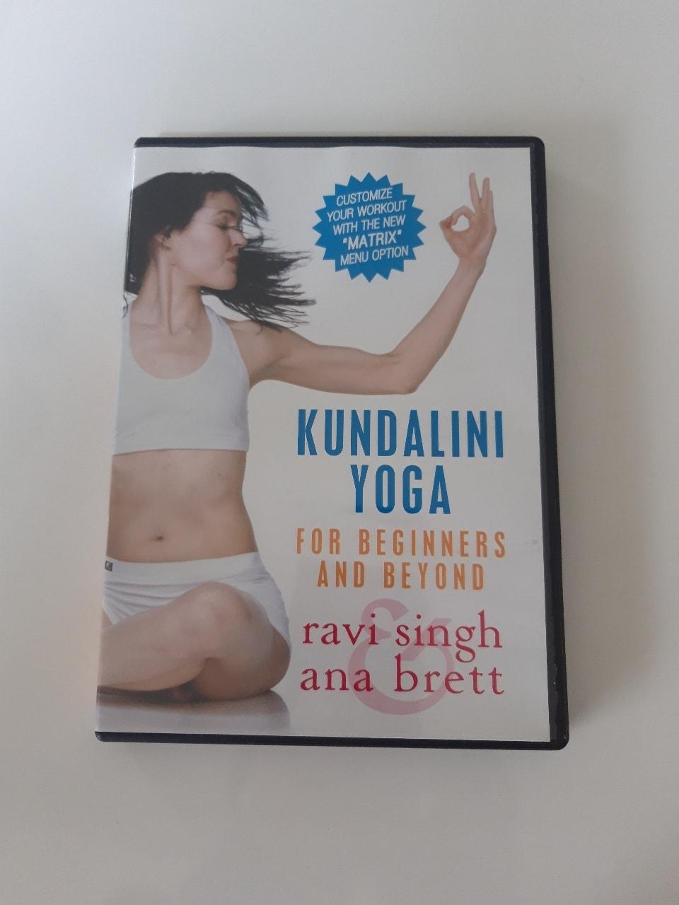 DVD Kundalini yoga