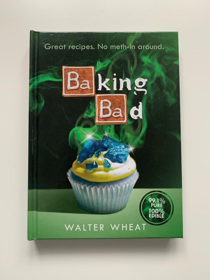 Baking Bad recipe book