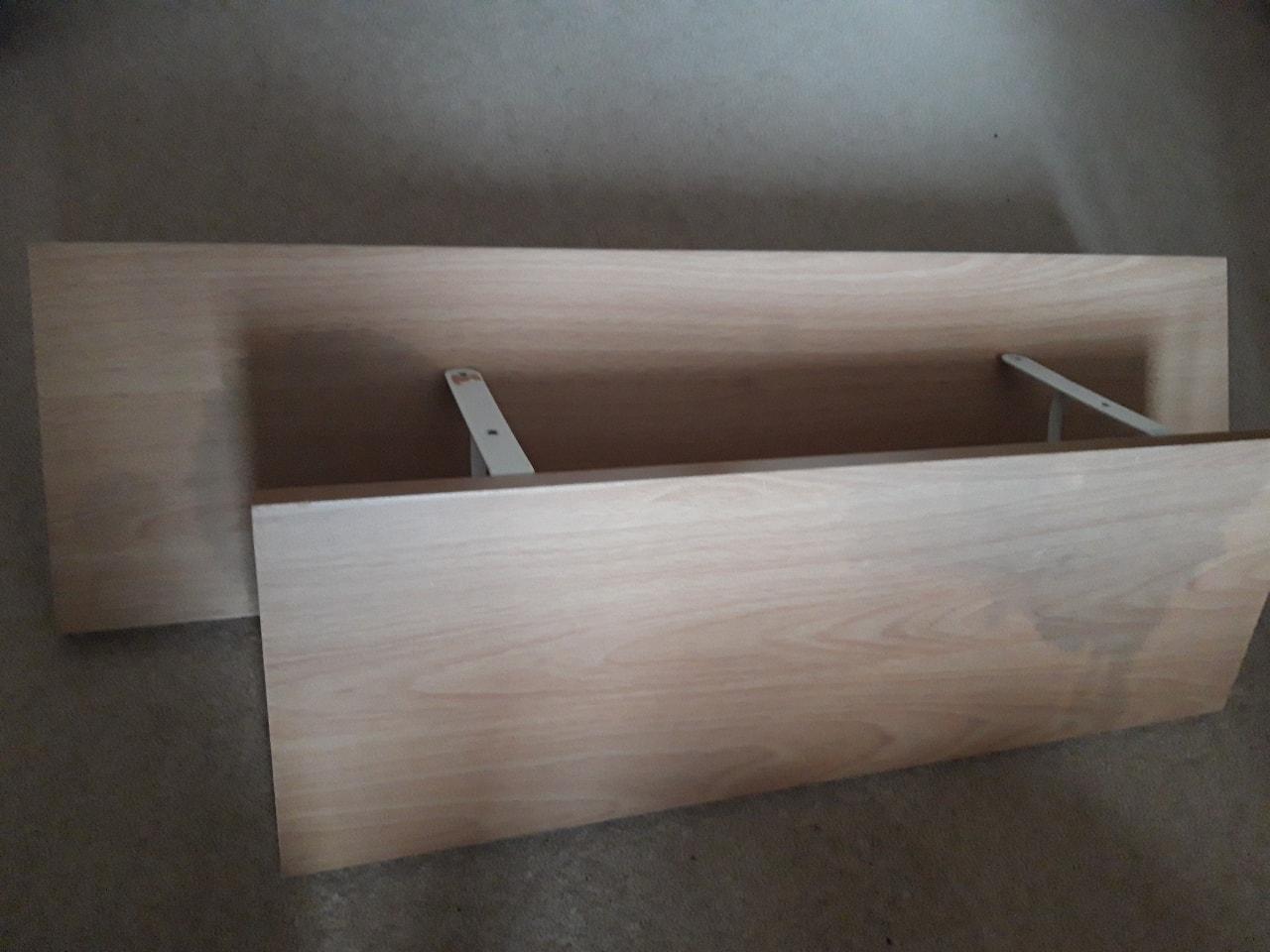 Shelves, 2 pieces