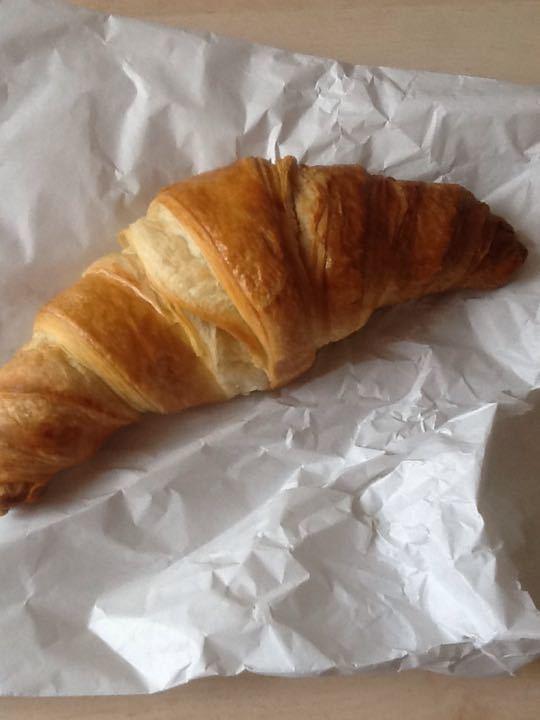 1 croissant