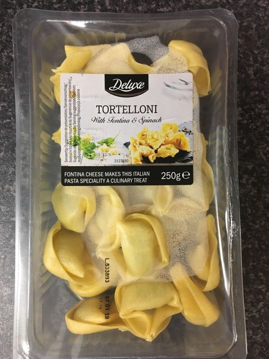 Tortelloni from Lidl