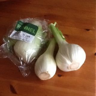 3 packs of fennel
