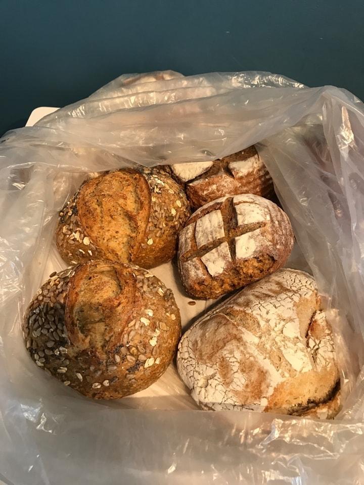 Soderberg Various Breads