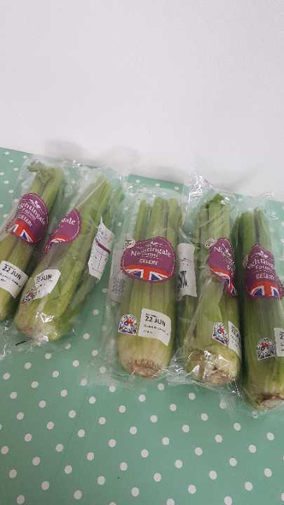 2 LEFT x5 Celery
