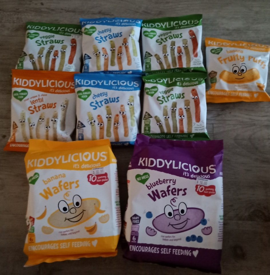 New Unopened Snacks