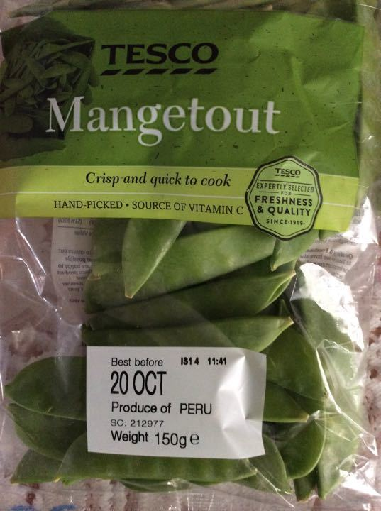 Mangetout