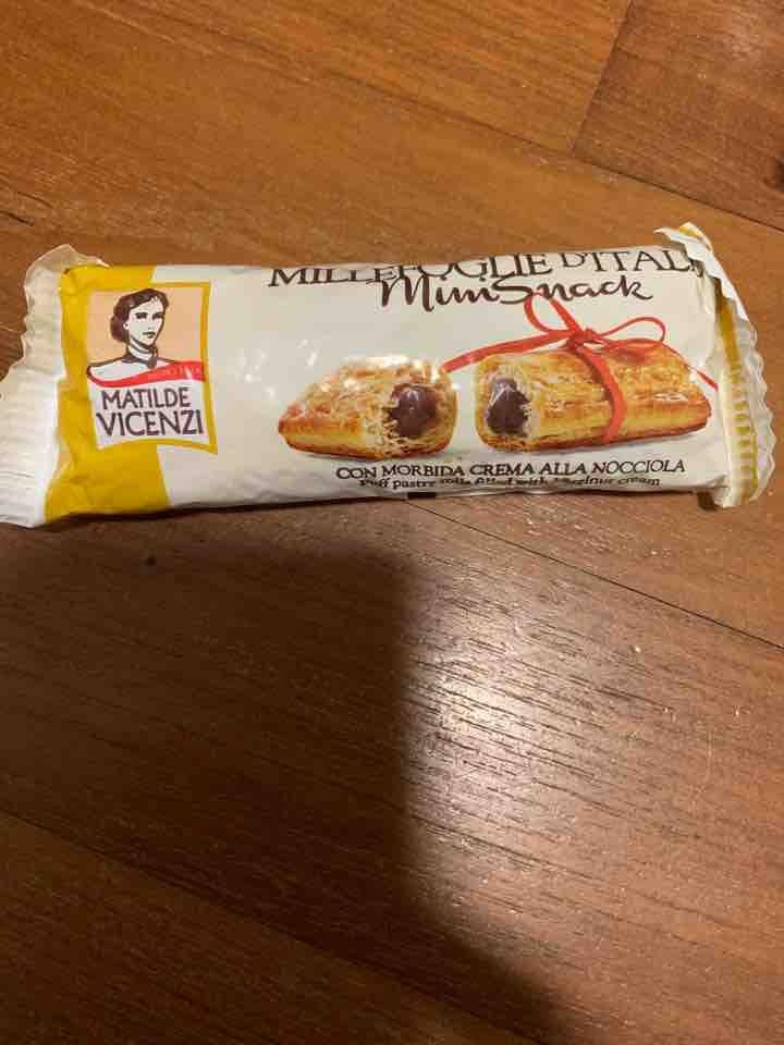 Mini snack