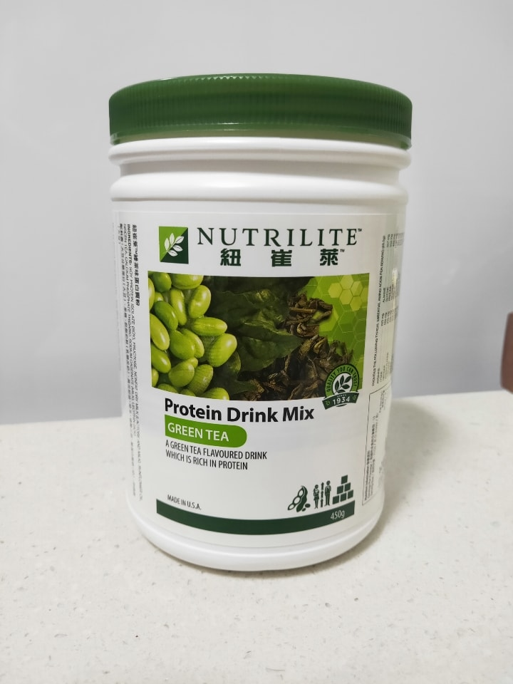 Nutrilite Protein Drink Mix - Opened