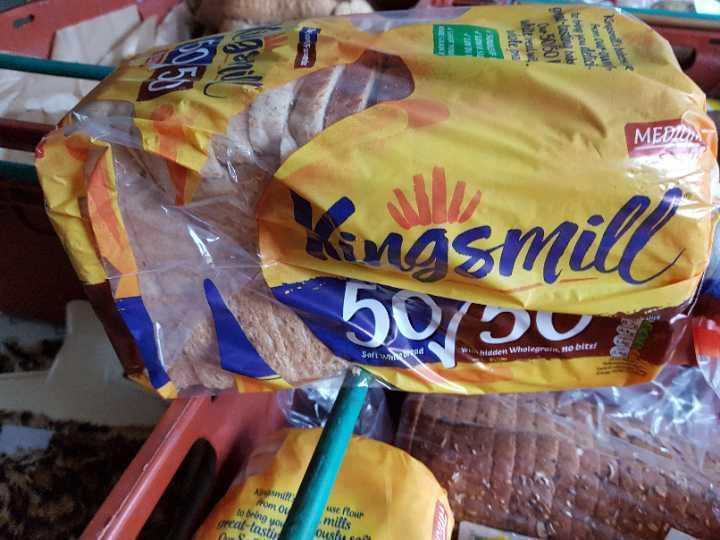 Kingsmill 50/50 medium