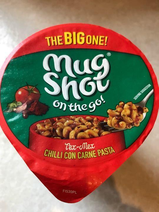 Mug shot noodle pot