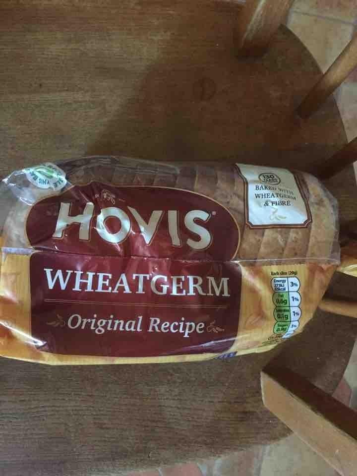 Small hovis wheatgerm