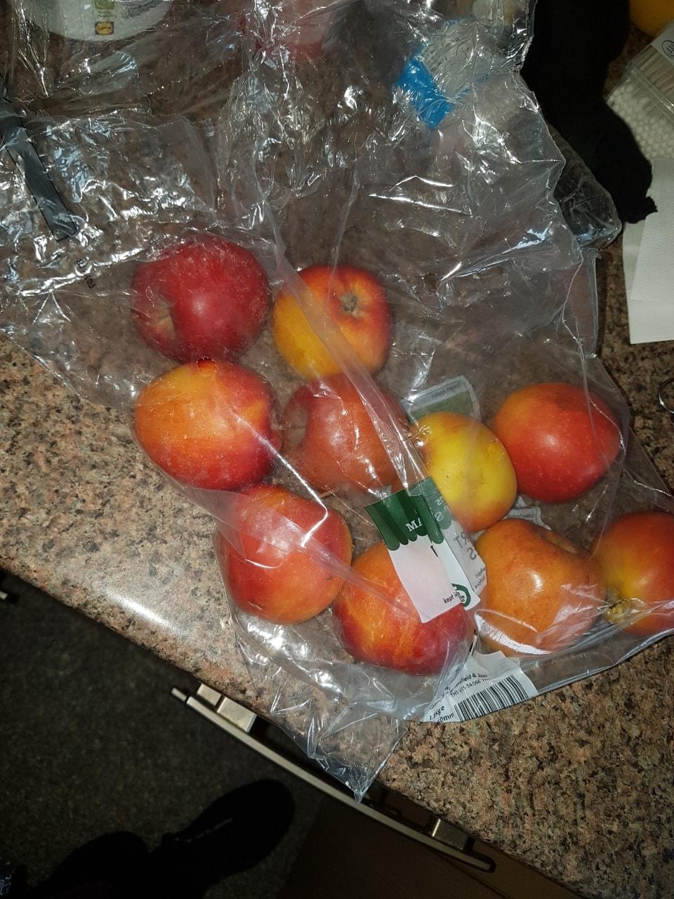 Morrioson Dessert Apples.