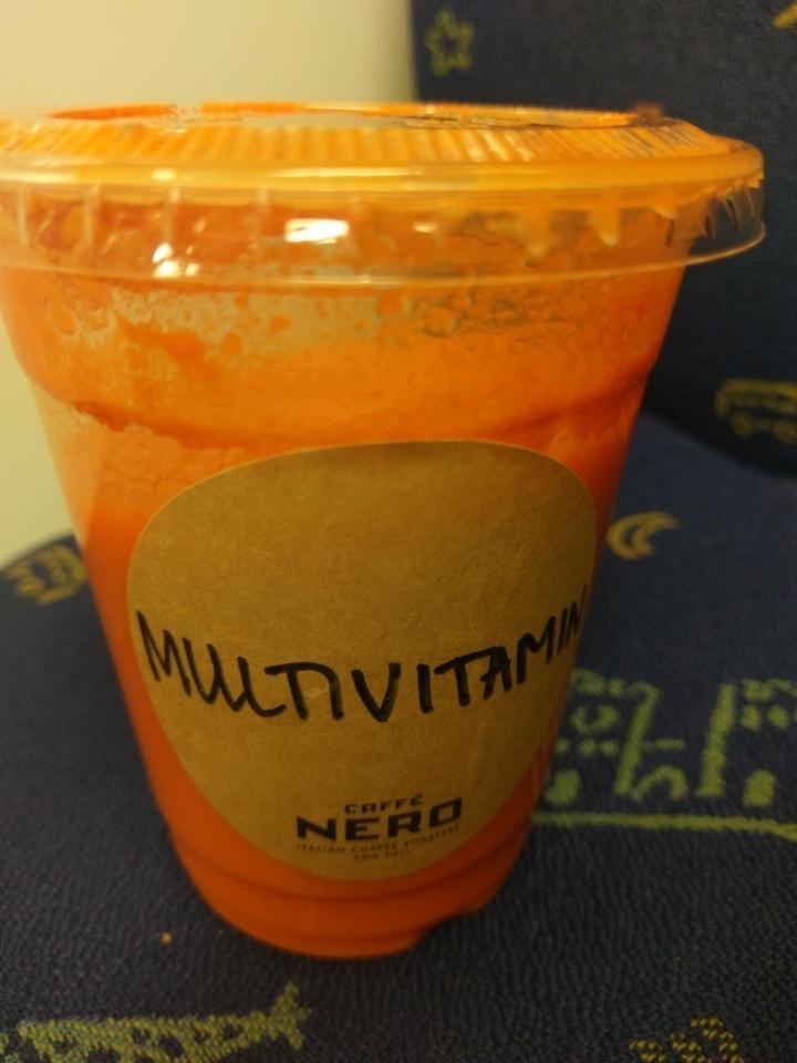 Multivitamin juice, 250-300cc