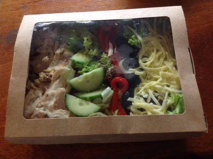 Chicken deli salad