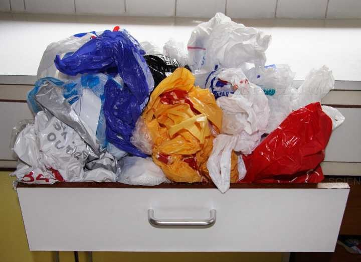 Supermarkets Carrier Bags