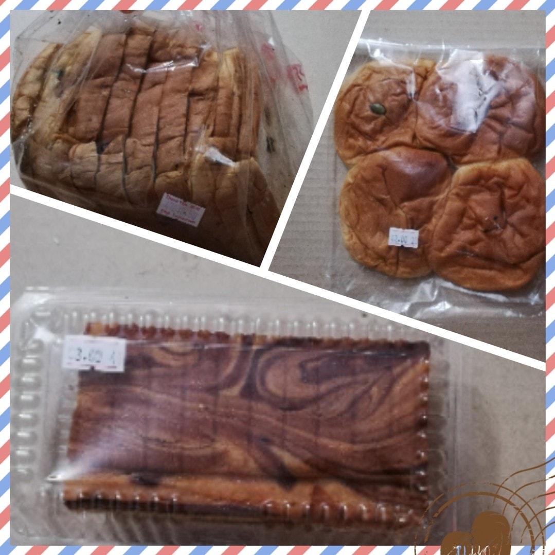 Set 6 - Bread (Non-halal)