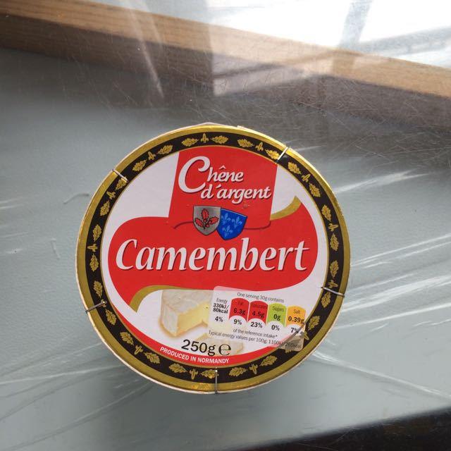Brand new Camembert
