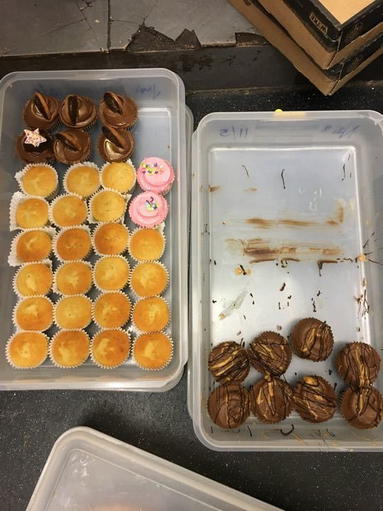 Assorted Cupcakes, some Vegan