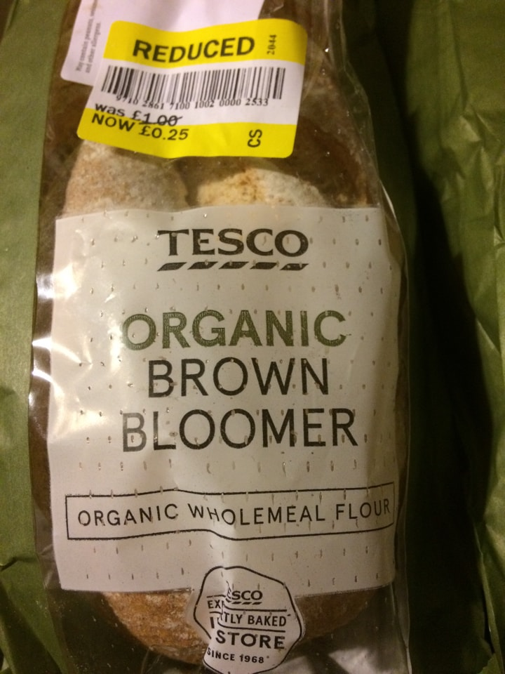 Organic brown bloomer (3 available )