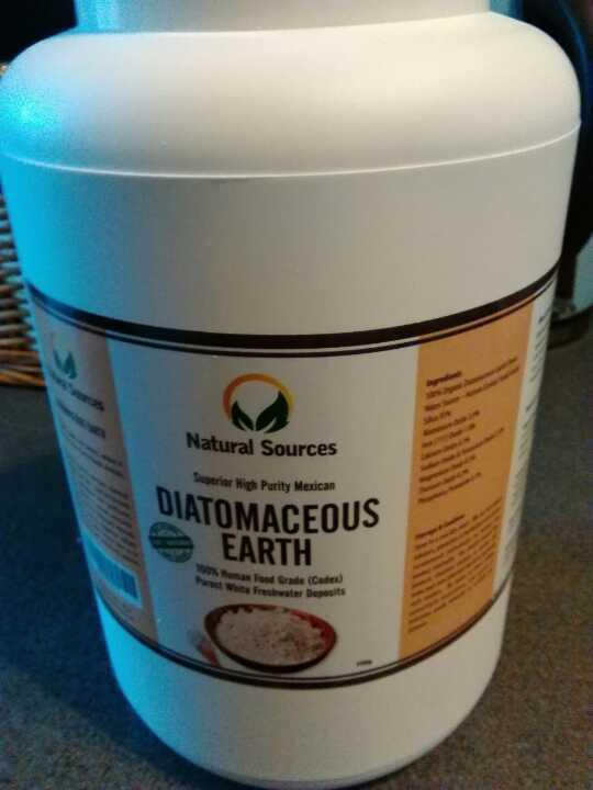 Diatomaceous Earth 500g