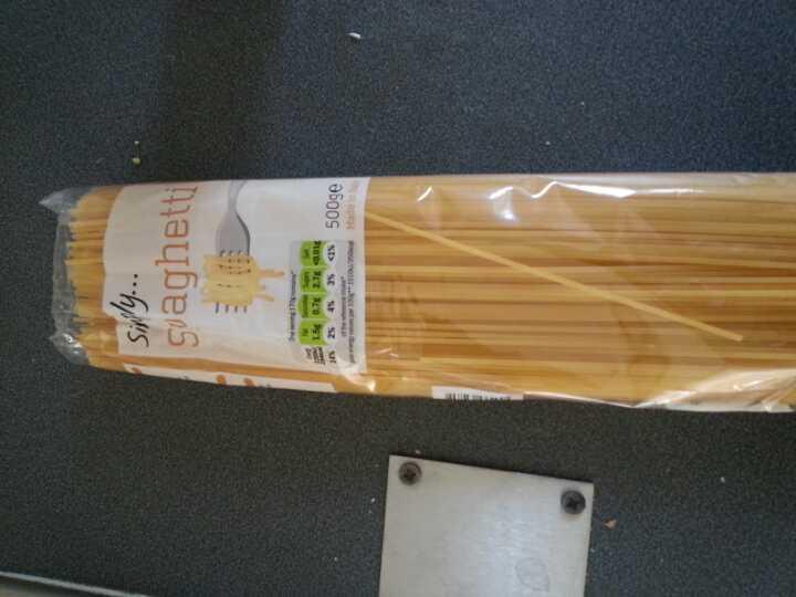 Dry Spaghetti