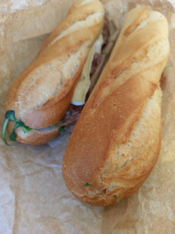 2 X sandwich
