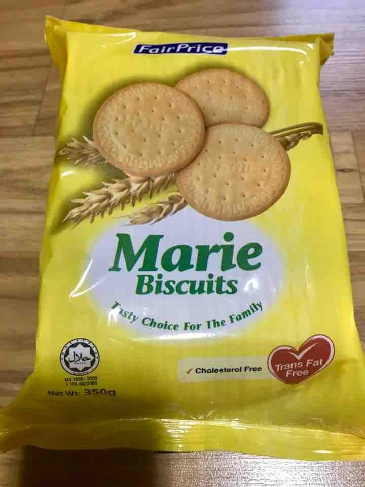 FairPrice Marie Biscuits - Halal
