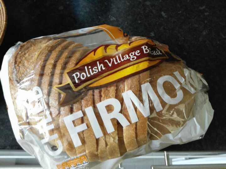 Polish village bread