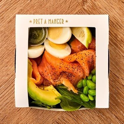 PRET small Salmon Salad