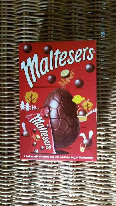 Malteser easter Egg