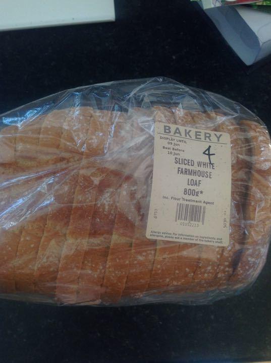 Sliced Loaf 800g