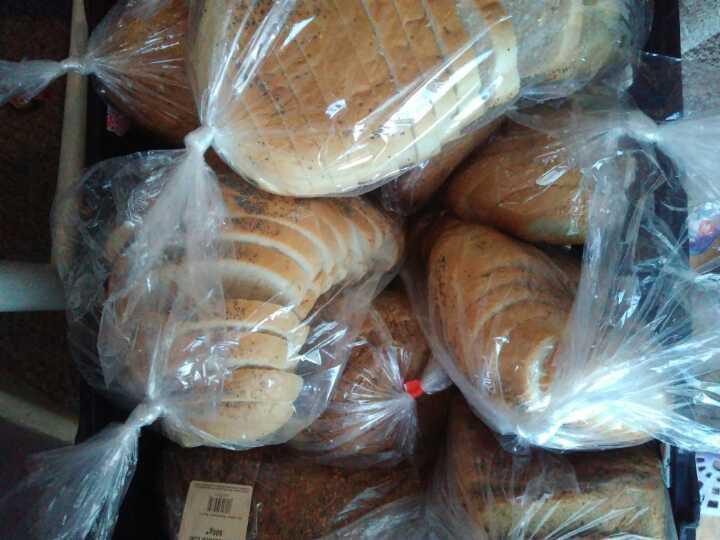 400g loaves, Poppy, granary,