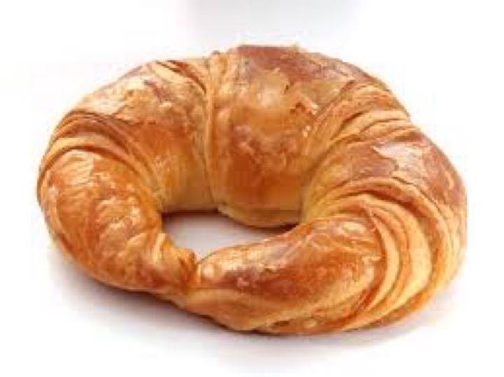Large croissants - 7 left