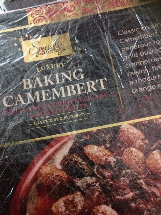 Large camembert