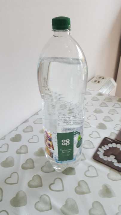Sparkling water 2ltr