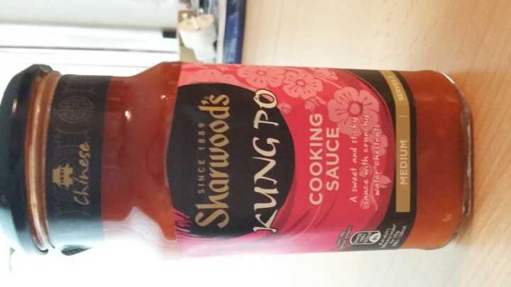 Sharwoods kung po cooking sauce