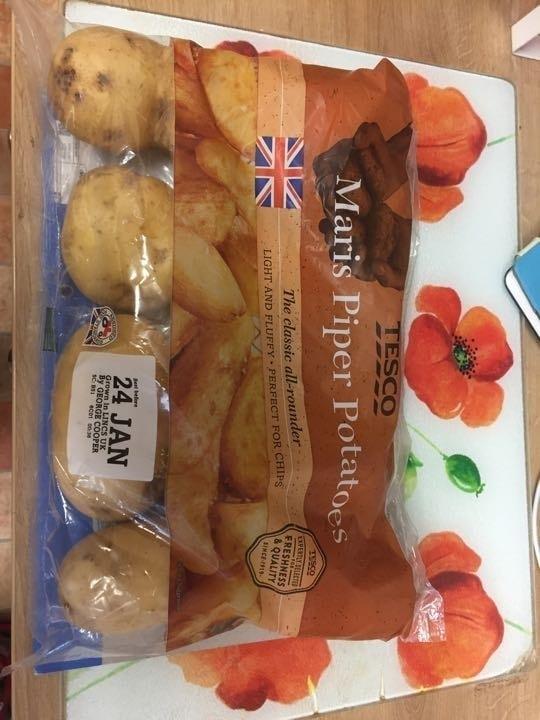 Maria piper potatoes