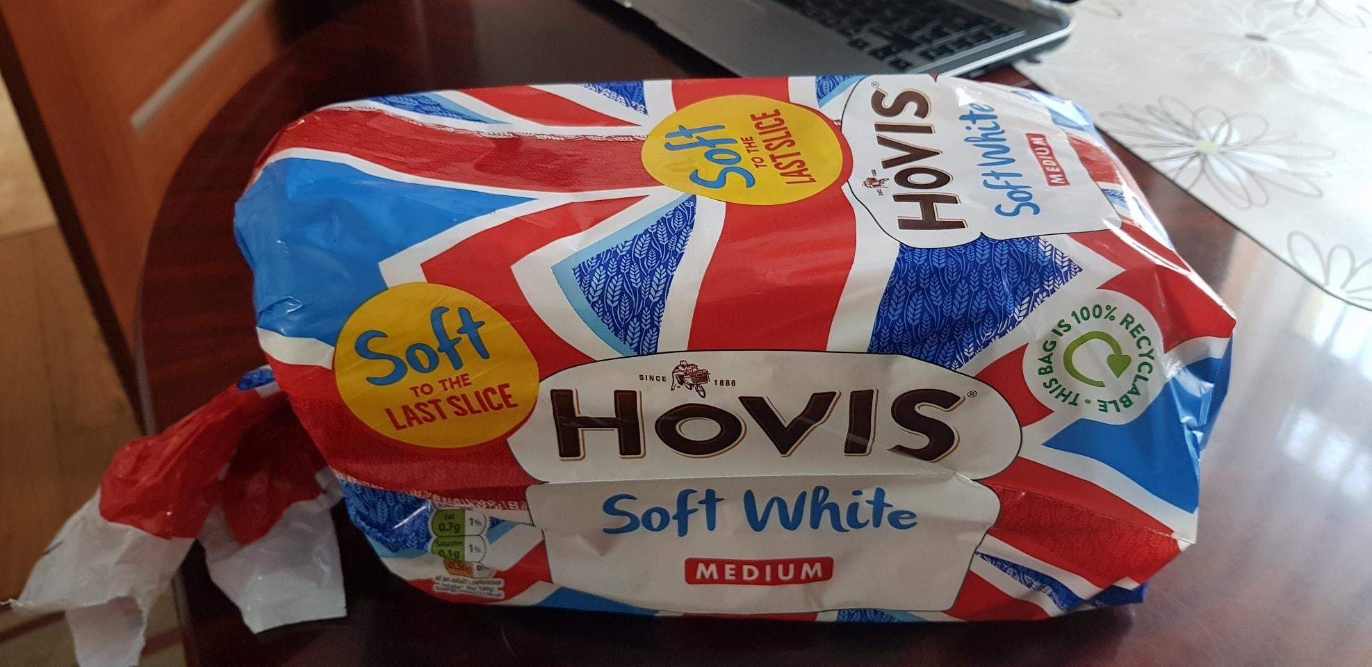 Hovis white medium