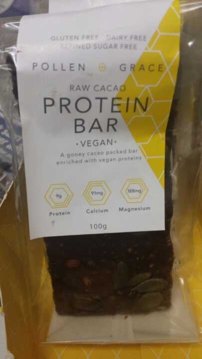 Protein bars - Sourced Market