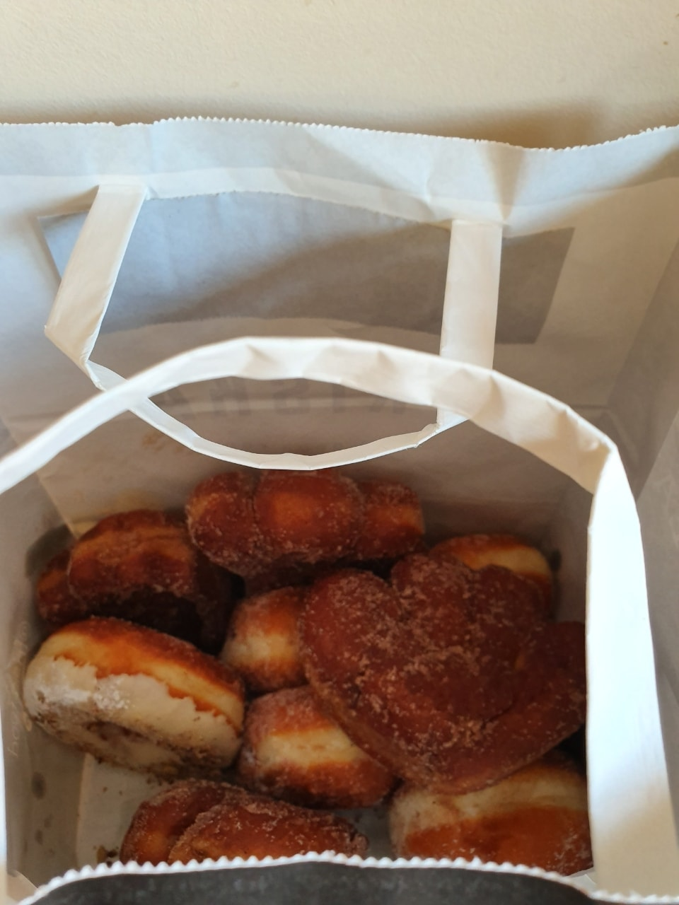 Friska doughnuts