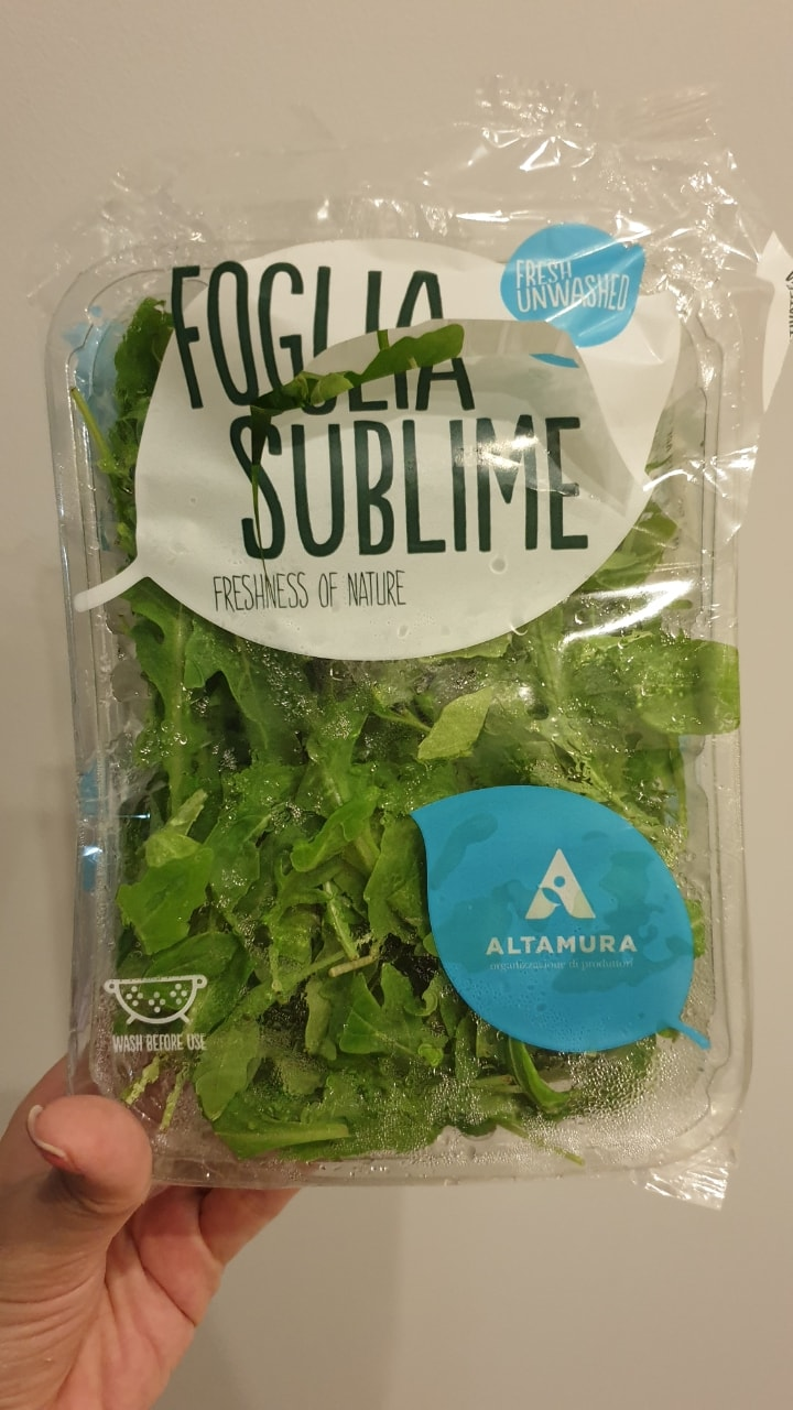Foglia Sublime Vegetable (5% used)