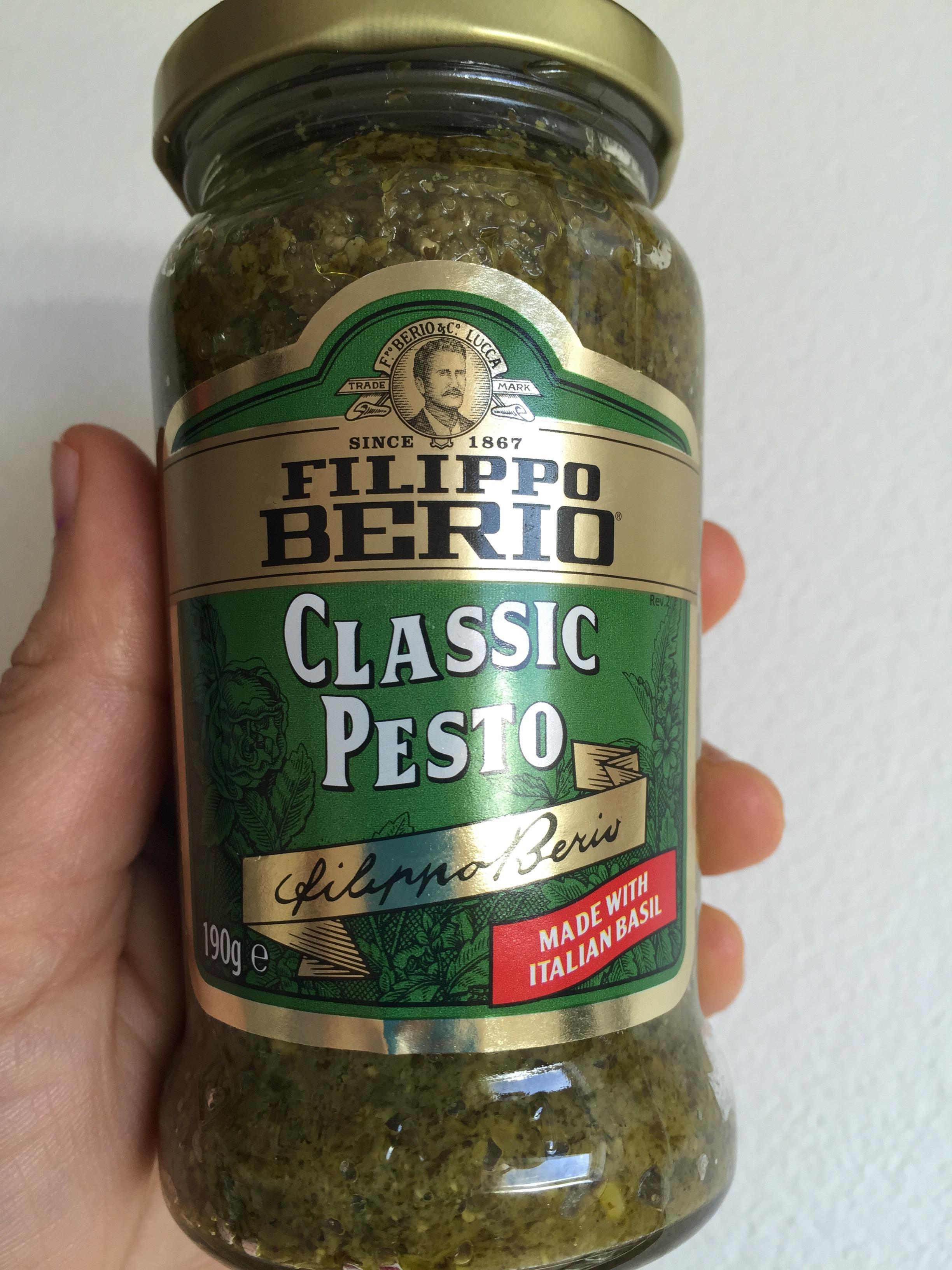 Pesto 190 grams