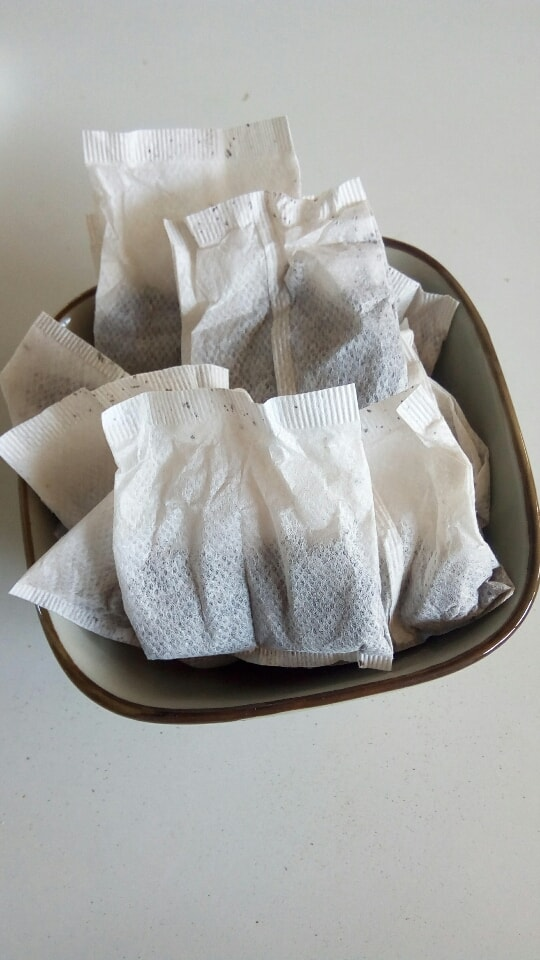 English breakfast tea (16 pieces)