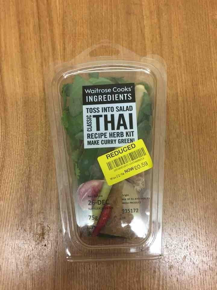 Thai herb kit