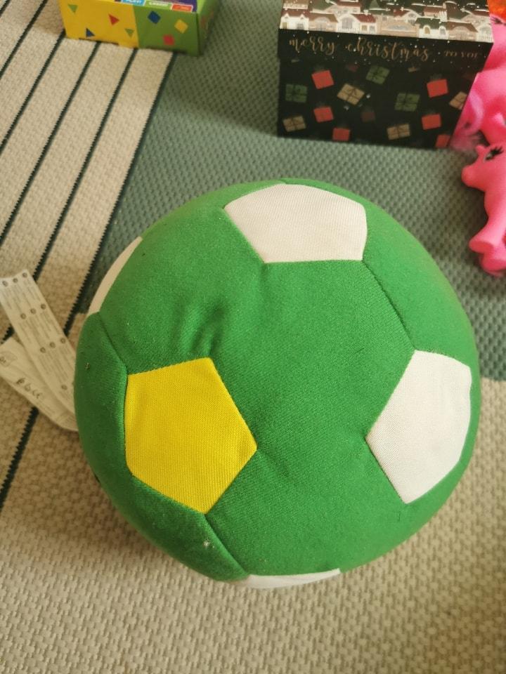 IKEA soft toy ball