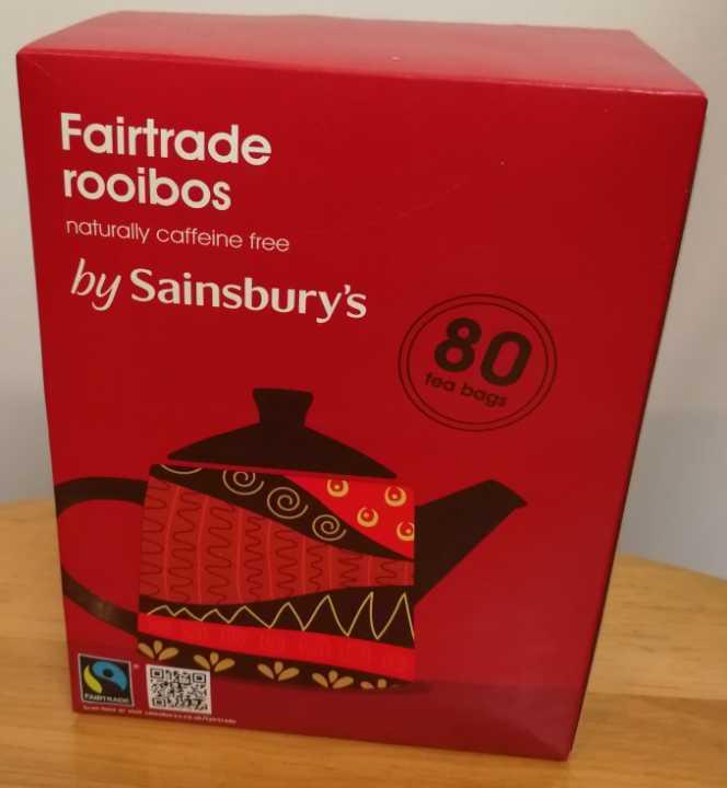 Fairtrade Rooibos Teabags