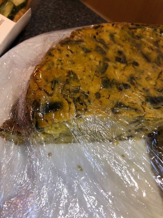 Planet KuKu recipie vegan slice
